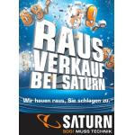 Saturn RAUSVERKAUF! Viele Angebote!