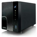 Zyxel NSA325 NAS-Server inkl. Versand um 81,68 Euro bei Amazon.de