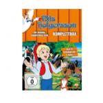 Nils Holgersson – Komplettbox (52 Folgen auf 9 DVDs) um 27€ bei Saturn