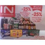 Interspar: -25% auf Bier und Biertender Geräte am 27. u. 28.9.