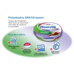 Philadelphia Milka Haselnuss gratis testen bis 28. Februar 2014