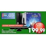 Online Weekend Special bei Libro: Xbox 360 Slim 4 GB Kinect Bundle inkl. Disney Adventures