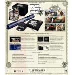 Wieder verfügbar! Grand Theft Auto V Collector's Edition [Xbox 360 / PS3] für 129,99 Euro bei Amazon