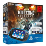 Sony PlayStation Vita (WiFi/3G) inkl. Killzone Mercenary + 8GB Speicherkarte inkl. Versand um 169 Euro