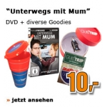 Unterwegs mit Mum DVD + diverse Goodies um 10€ inkl. Versand bei Saturn
