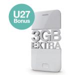 DREI: 3 GB extra für alle unter 27 Jahren (nur für Neukunden)