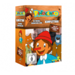 Pinocchio Komplettbox (9 DVDs) um 27€ bei Saturn