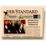 """5 Wochen Tageszeitung """"Der Standard"""" kostenlos & unverbindlich lesen"""