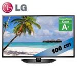 Conrad: LG 42LN5404 42″ Fernseher zum neuen Bestpreis von 399 Euro (nur im Store)