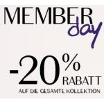 Hunkemöller: -20% auf die gesamte Kollektion am 5. Oktober 2013