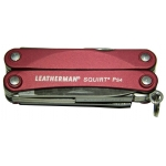 Leatherman Squirt PS4 Multi-Tool in Rot für nur 13,80 Euro inkl. Versand bei Amazon.co.uk