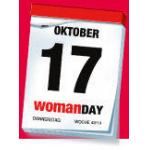 2. Womanday 2013 – am 17. Oktober 2013 – alle Gutscheine & Angebote (inkl. SCS)