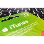 – 20% Rabatt auf iTunes Geschenkkarten in den A1 Shops