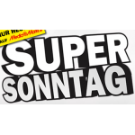 Media Markt Supersonntag am 13. Oktober 2013