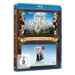 7 Zwerge Doppelbox [2 Blu-rays] für nur 8,90 Euro bei Amazon
