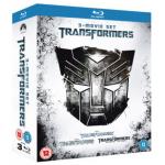 Transformers 1-3 Blu-ray Box inkl. Versand um ca. 14 Euro