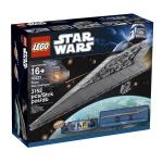 Lego Star Wars Sternenzerstörer inkl. Versand um 310,66 Euro bei Amazon.fr