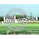 Frei Haus Wochen 2013