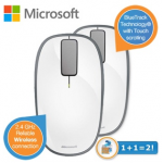 2x Microsoft Explorer Touch Mouse um 16,95 Euro + (5,95 Euro Versand) bei iBOOD.at