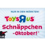 Toys'R'Us Schnäppchen-Oktober