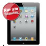 Media Markt iPad Supersonntag – verlängert auf 26. & 27. Oktober 2013!