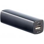 revolt Powerbank für iPhone, Handy & USB-Geräte mit 2.200 mAh um 5,90 Euro