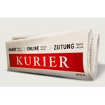kostenloses 2 Wochen Kurier Test-Abo + 5 Euro Saturn, Libro oder Bipa Gutschein