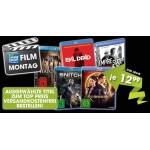 Blu-rays: Snitch, Evil Dead Uncut, Empire State, Rubinrot, Hatchet 3 je 12,99 Euro