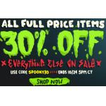 30% Rabatt auf alles bei threadless.com