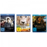 Amazon: 3 Blu-rays für 12 Euro