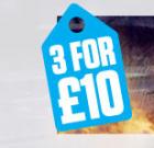 3 PC Spiele nach Wahl für zusammen 11,94€ inkl. kostenloser Lieferung @theHut.com