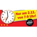 Media Markt Frühshoppen Angebote am 2. November 2013 von 7 – 9 Uhr