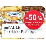 Spar: -50% auf alle Landliebe Joghurts