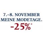 C&A offline: -25% am 7. und 8. November 2013