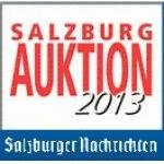 Salzburger Nachrichten – Online-Auktion 2013
