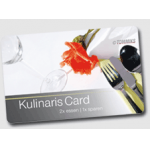 Interspar: Kulinaris Card um 15 € statt 20 €
