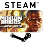 Steam: Marlow Briggs and the Mask of Death um 3,5€