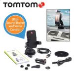TomTom hands-free KfZ-Halterung inkl. Freisprecheinrichtung inkl. Versand um 35,90€