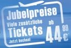 Nur bis Donnerstag 19.5.2011: Viele zusätzliche Flugtickets ab 29,99 € @Airberlin und Flyniki