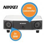 iBOOD Deal des Tages: Nikkei NASS110 2.1 Aktivlautsprecher um 38,90 Euro inkl. Versand & Patriot 64 GB USB-Stick
