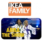 Ikea: auf -20% A tribute to ABBA – ABBA THE SHOW