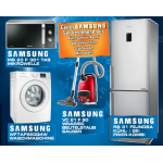 Samsung Haushalts-Starterset inkl. LCD-TV gratis um 1599 Euro bei Saturn