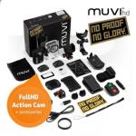 Veho MUVI HD 1080p Action-Kamera mit 1,5″ LCD inkl. Versand um 115,90 Euro