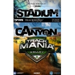 Trackmania Bundle Downloadversion (Stadium, Canyon, Valley) – 14,97€ bei amazon.de