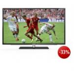 Amazon TV-Deal des Tages: Grundig 42VLE922BL 3D LED TV um 469 Euro