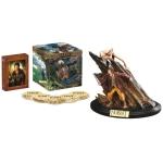 Der Hobbit: Eine unerwartete Reise – Extended Edition 3D/2D Blu-ray Sammleredition (5 Discs, inkl. WETA-Statue) um 64,99 Euro
