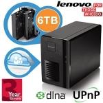 Lenovo Iomega ix2 Network Storage mit 6TB um 305,90€ bei iBOOD