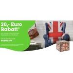 20€ Gutschein bei mömax auf UK-Style Wohnartikel