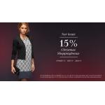 Nur heute 15 % auf alles bei TOM TAILOR im Online-Shop