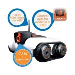 iBood extra Deal des Tages: Logicom Spy C Tank mit integrierter Kamera inkl. App und Versand um € 75,90